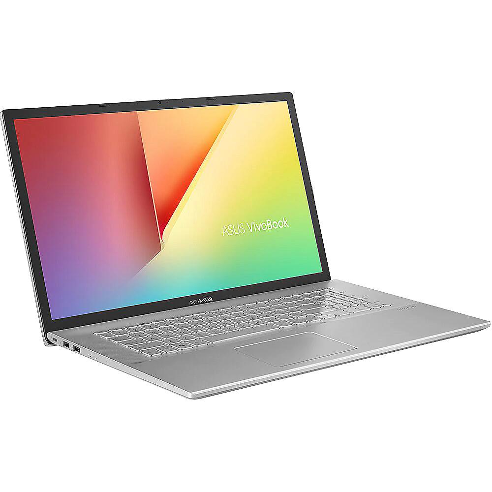 "[Cyberport] ASUS VivoBook 17 silber 17.3"" HD+ R5-3500U 8GB/256GB SSD nOS D712DA-BX066"