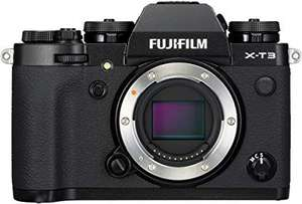 Fujifilm X-T3 (Aufpreis XC18-55mm € 300,-)