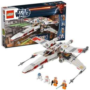 LEGO 9493 Star Wars: X-wing Starfighter
