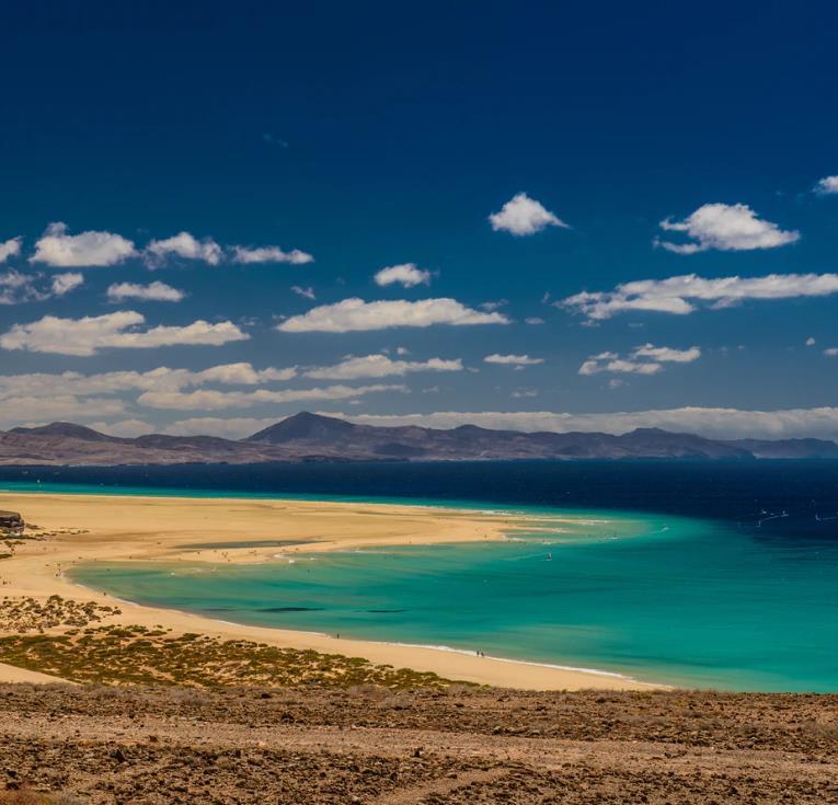 Fuerteventura: ( März ) Eine Woche im 4* Hotel inkl. Frühstück sowie Flug und Zug zum Flug von Nürnberg / Basel ab 280€ pro Person