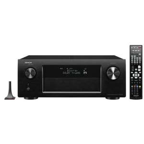 [Amazon WHD] Denon AVR-3313 in schwarz mit 3x HDMI out (7.2 AV-Receiver)
