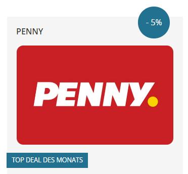[Gothaer] 5% Rabatt auf Cadooz Penny Gutscheine (offline), eingeschränkter Kundenkreis