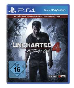[Expert] Uncharted 4 - A Thief's End - Standard Plus Edition PS4 für 10 Euro (lokal?)