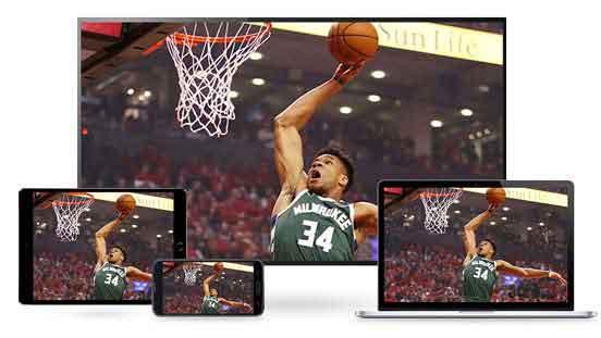VPN India: NBA League Pass 19/ 20 inkl. Playoffs