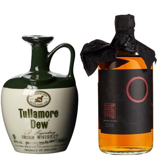 Whisky-Übersicht #10: Ensō Pot Still Japanese Whisky für 31,90€, Tullamore Dew Irish Whiskey Krug (0.7 l) für 29,90€ inkl. VK [Gourmondo]