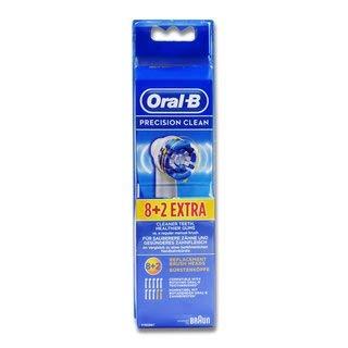 Oral B Precision Clean 10 Stk. Aufsteckbürsten (Amazon Prime)