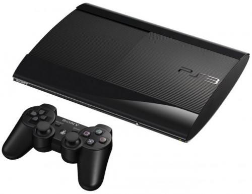 Sony Playstation 3 Ultra Slim - 12GB - Gran Turismo 5: Academy Edition - Bundle