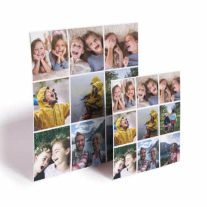 Neun individuelle Magnete Gestalten [5x5cm] für 3.79€ inklusive Versand bei Photobox