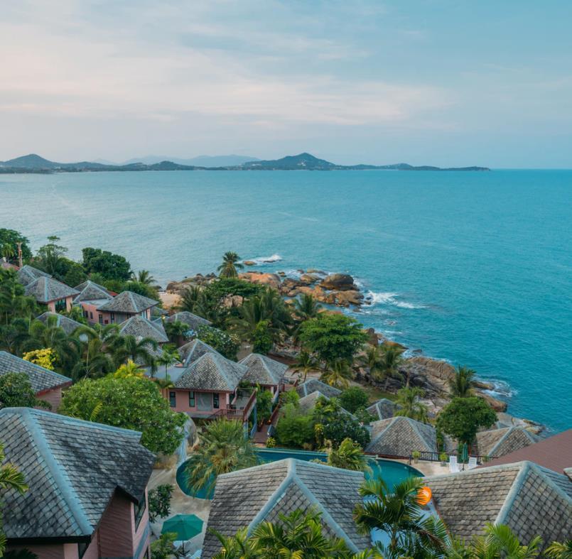 Flüge: Ko Samui / Thailand ( Mai-Juni ) Hin- und Rückflug mit der Star Alliance von Brüssel ab 454€