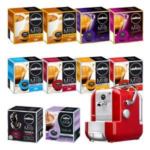 Lavazza A MODO MIO + 160 Kapseln für 59,90 + 4,95 VSK bei Nichtabholung