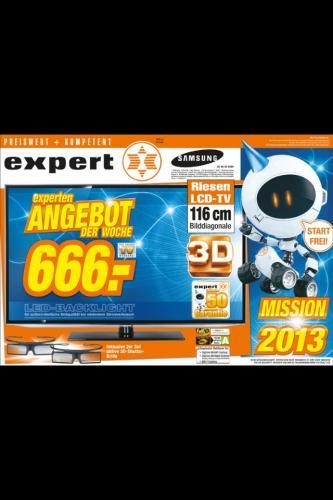 Samsung UE 46 6200 [lokal-nbg??] TEVI-Expert & Amazon