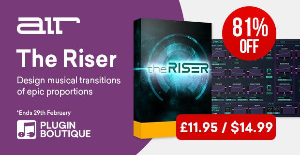 AIR The Riser aktuell 81% günstiger