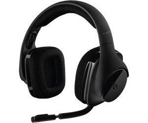 Logitech G533 Wireless Gaming Headset (7.1 Surround Sound, 15h Akku, NC Mikrofon)