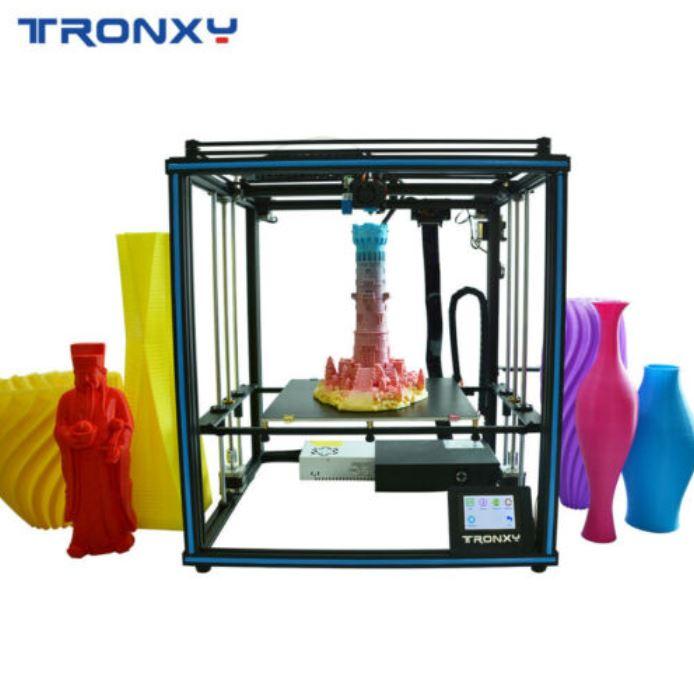3D Drucker Tronxy X5SA-400 mit DIY Auto Leveling 400x400x400mm