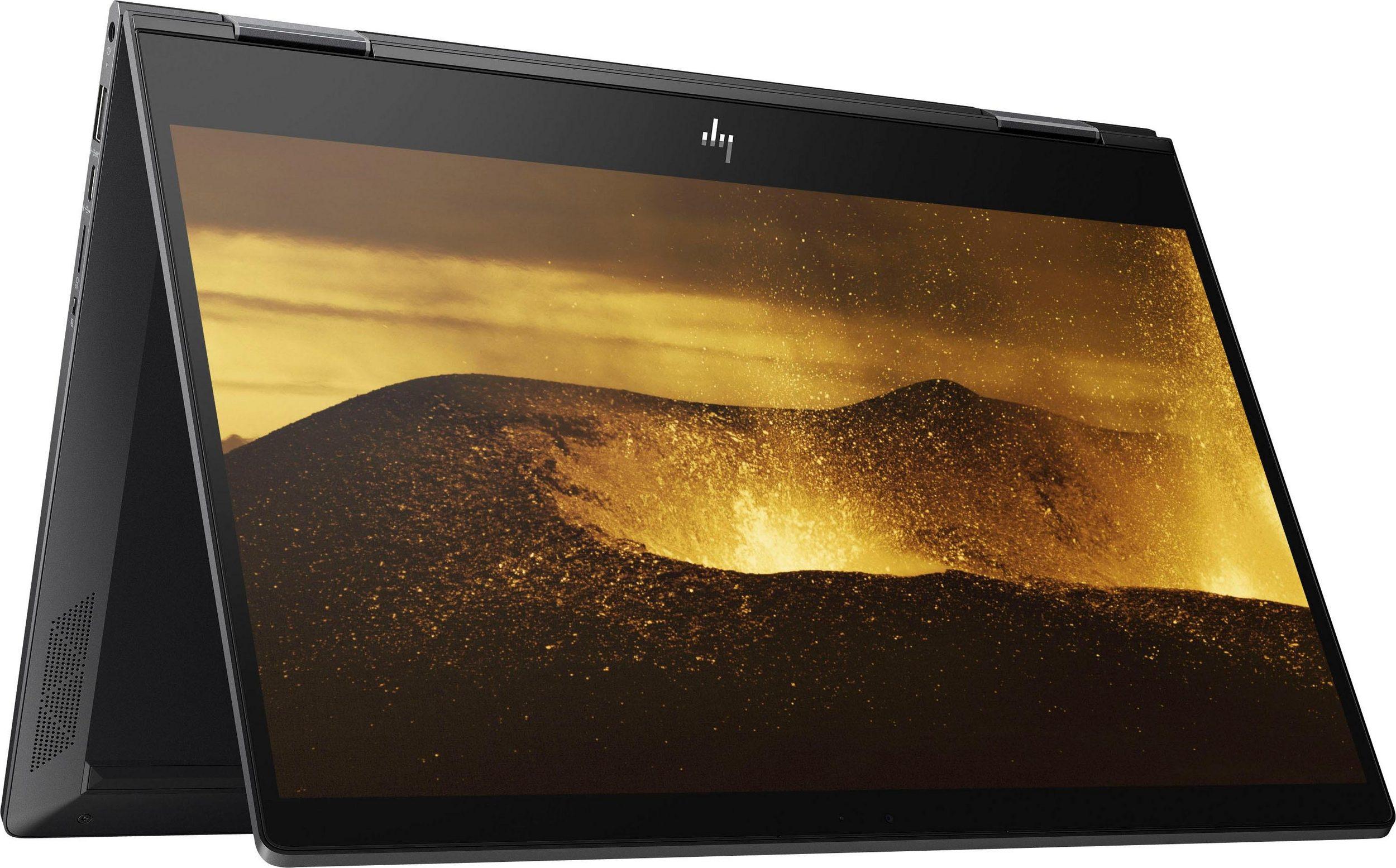 "HP Envy x360 13-ar0210ng (13.3"" FHD IPS, Touch Convert., Ryzen 7 3700U, 16GB RAM, 512GB SSD, bel. Tastatur, Alu-Case, FPR, 1.3kg, Win10Home)"
