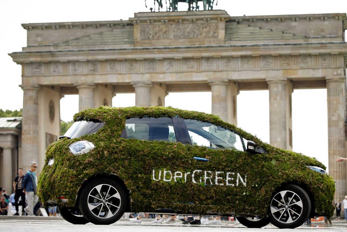 [BERLIN] 40% Rabatt auf deine nächsten 10 Fahrten mit UBER