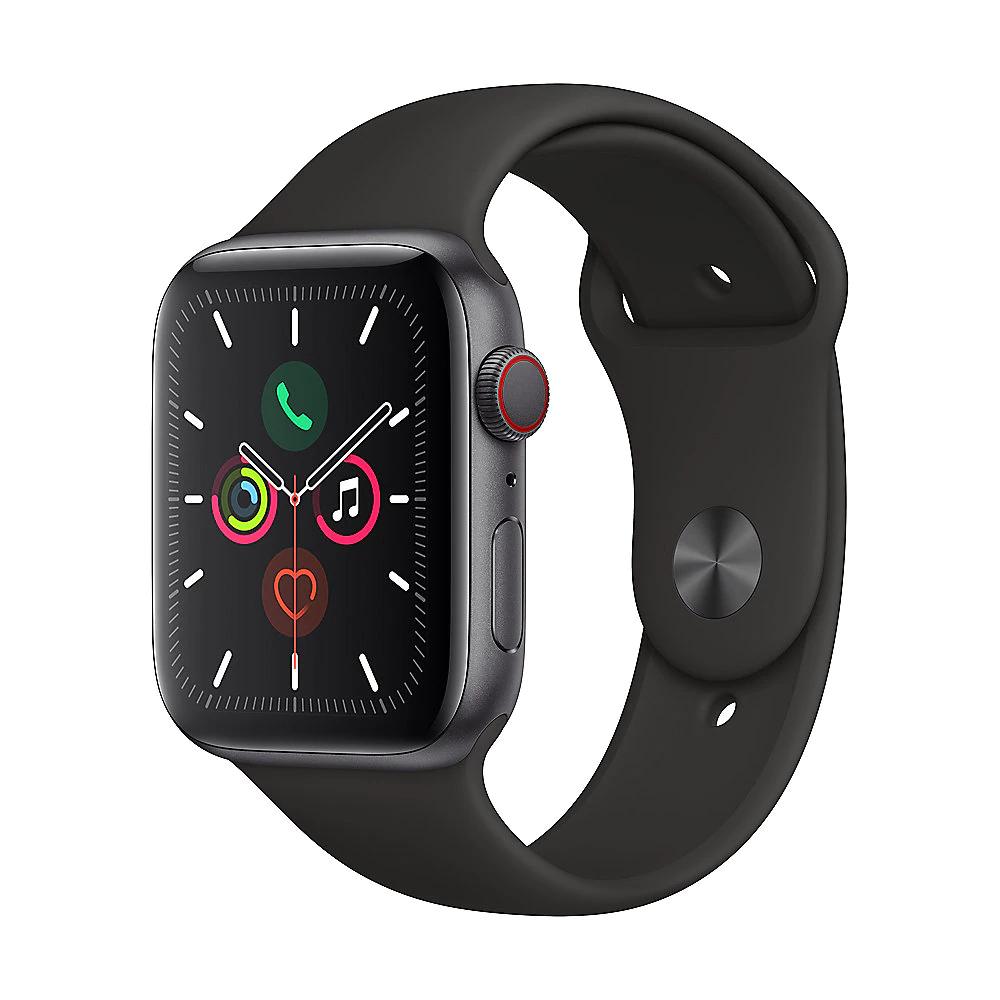 Apple Watch Series 5 GPS & Cellular LTE 44mm Aluminium Sport