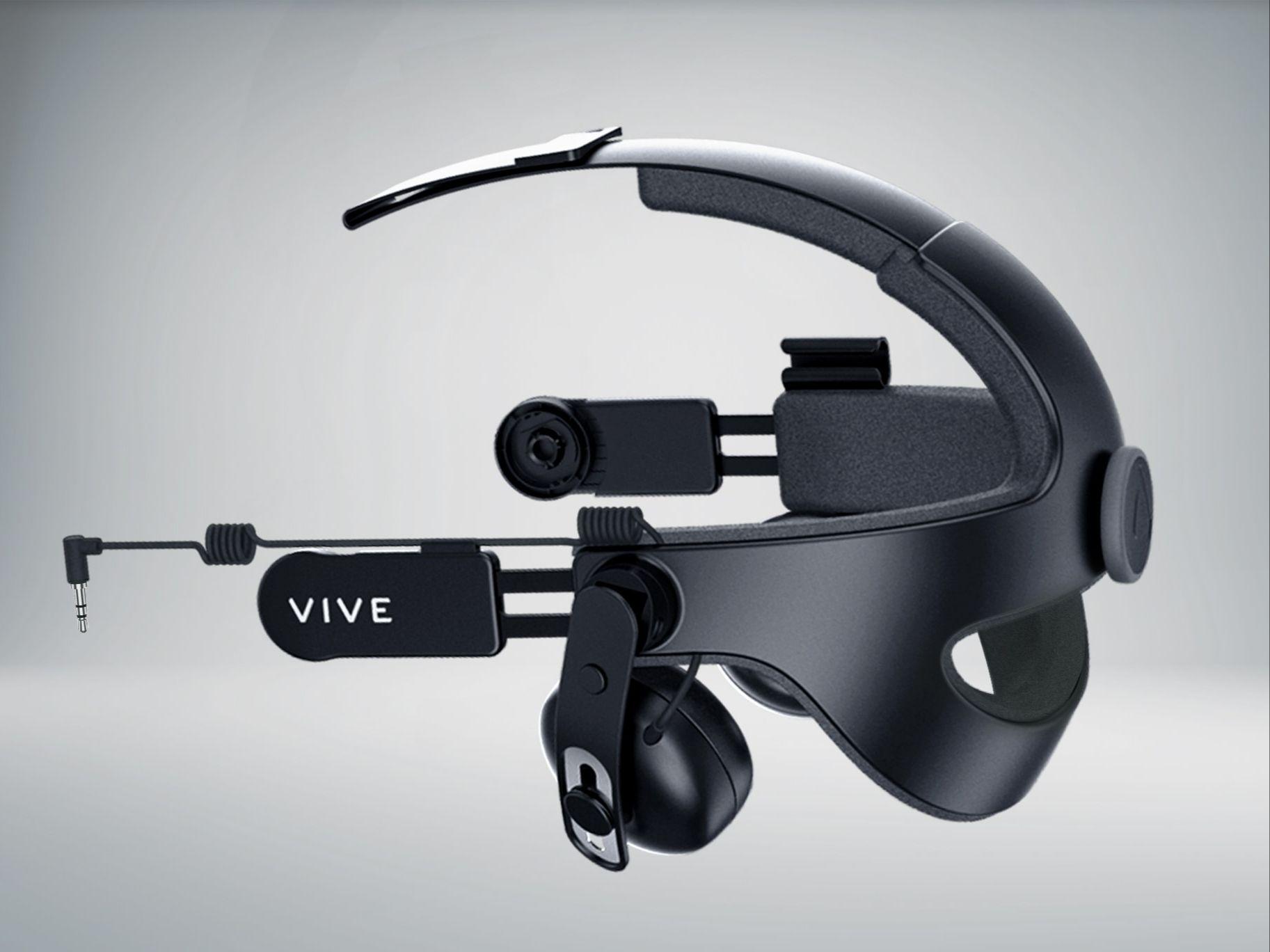 HTC Vive Audio Strap deluxe (für Frankenquest)