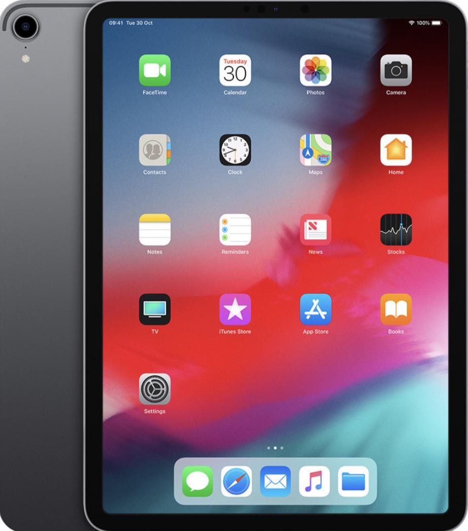 "iPad Pro 11"" 256GB, spacegrey, wie neu bei ebay (seriöser Händler)"