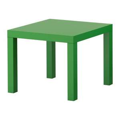 Ikea Düsseldorf: Lack Beistelltisch in grün nur 2,99 Euro!