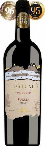 Montedidio Ostuni Merlot Puglia IGT 2018 Wein [Vivino]