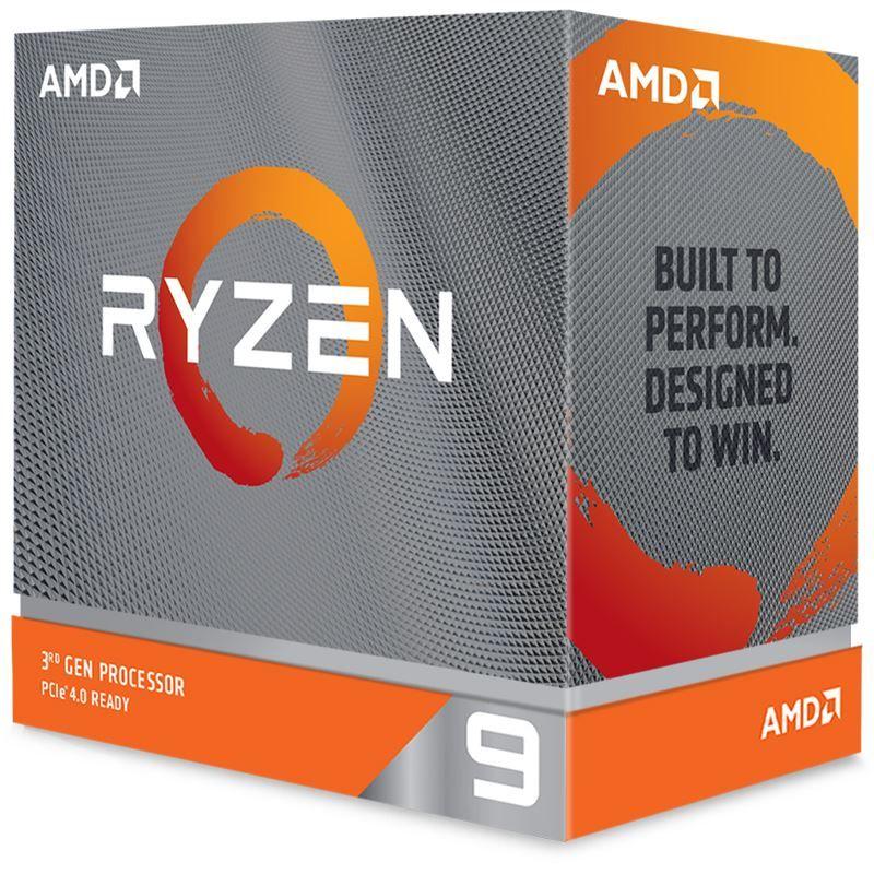 Ryzen 3950x Box Version