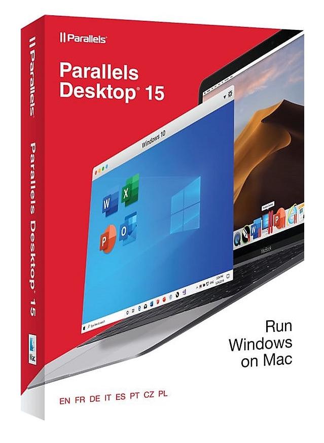 Sale Parallels Desktop® 15 für Mac Edition Box (Vollversion/ Dauerlizenz)