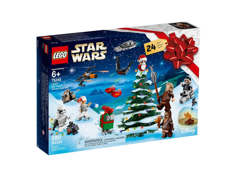 LEGO® Star Wars™ Adventskalender ( zzgl. 3,50€ Versand unter 55€ Gesamtwert )