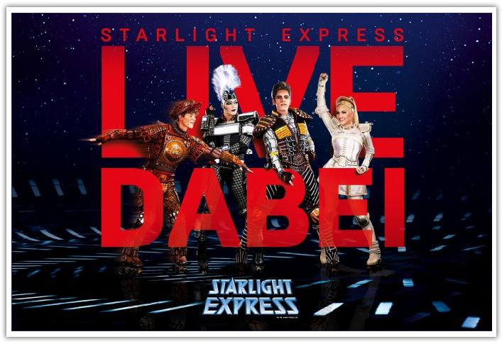 Starlight Express 50% Nachlass