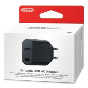 Nintendo Classic Mini: USB AC Adapter, Netzteil (Schwarz) für 5,48€ (Amazon Prime)