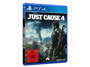 Just Cause 4 für 12,99€ mit Filialabholung [PlayStation 4]
