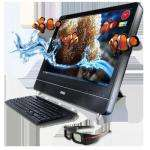 "MSI Wind Top 24"" FullHD 3D i3-530 3072MB DDR2 640GB Win7HP schwarz"