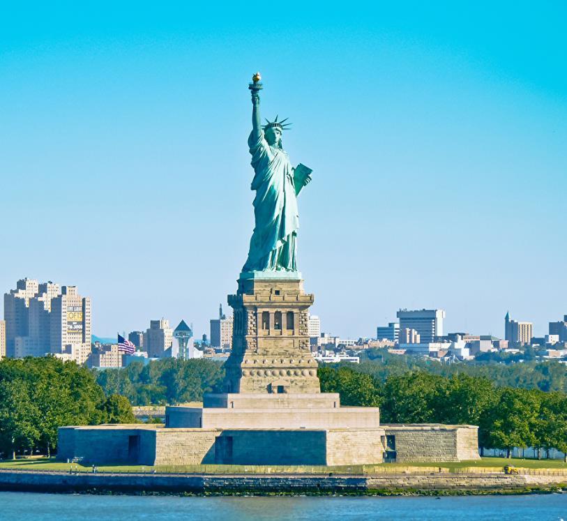 Flüge: New York / USA ( Feb-Mai/Sept-Okt ) Nonstop Hin- und Rückflug mit Lufthansa und United von Frankfurt, Berlin und München ab 229€