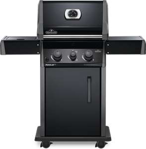 Napoleon Rogue XT 365 black (2020) Propangasgrill mit SIZZLE ZONE