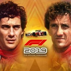 F1 2019 Legends Edition (PS4) für 24,99€ & Standardversion für 19,99€ (PSN Store)