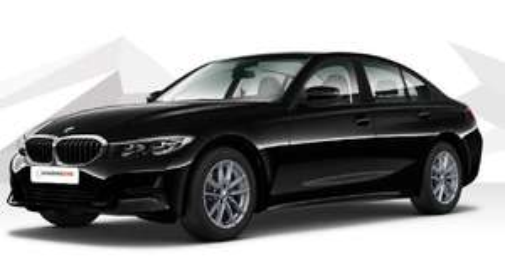 [Gewerbeleasing] BMW 320i Automatik (184 PS, BLP: 40.850 €) - mtl. 171,43 € netto / 204 € brutto (36M/10.000 km), LF 0,49, GF