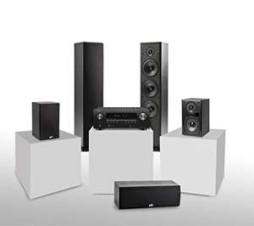 Denon AVR S950H + Polk Audio 5.0 Set