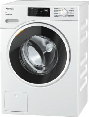 Waschmaschine Miele WWD 320 WPS (A+++ -20%, 8kg, 1400U/min, Mengenautomatik, Dosierautomatik, Schontrommel, AquaStop, 5J Garantie)