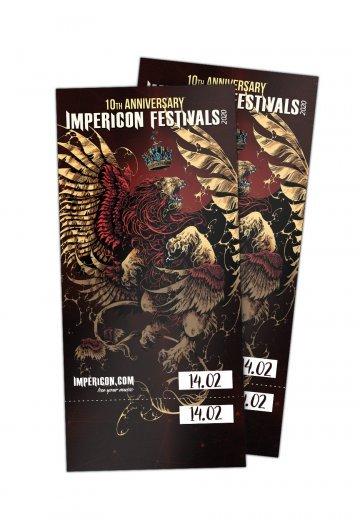 Impericon Festivals 2020 Valentin Special (München, Oberhausen, Zürich, Leipzig, Wien)