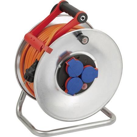 Brennenstuhl Kabeltrommel Garant S 290 40m IP 44 orange für 45,85€ [voelkner]