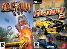 Flatout 1 für 0,92 Euro und Flatout 2 für 1,15 Euro bei Gamersgate.co.uk
