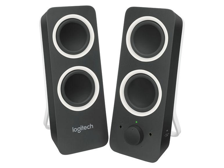 [LIDL Online] Logitech Z200 Lautsprecher schwarz für 19,99€ + 4,95
