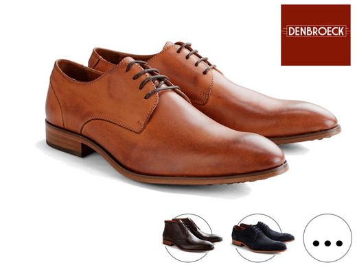 DenBroeck Herrenschuhe Rector St. oder John St. Anzugschuhe Schuhe