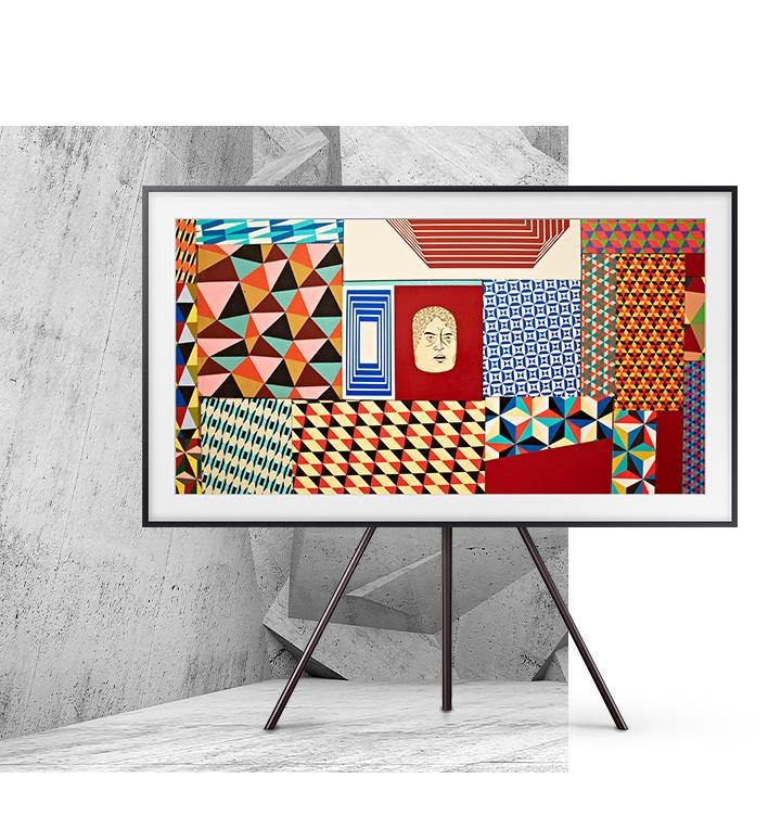 Samsung QE65 LS03R The Frame QLED TV [Modelljahr 2019] - QE55 mit Bestpreis [HeimkinoWelt]