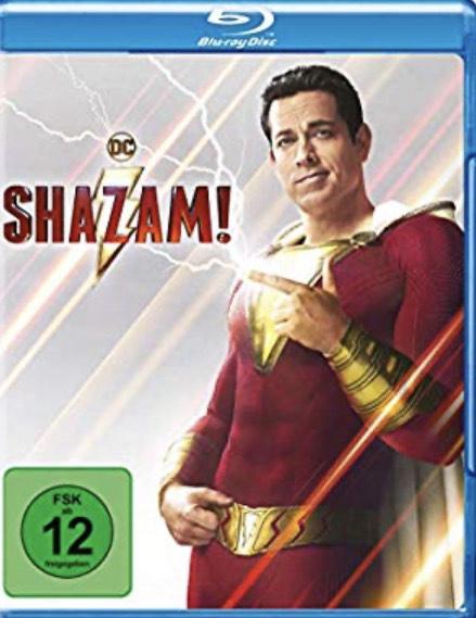 Shazam! [Blu-ray] - Amazon Prime