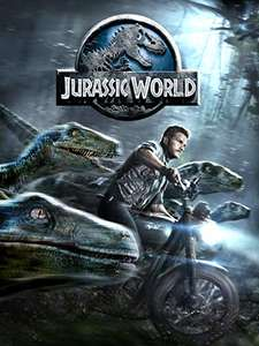 Jurassic World [HD] [Prime Video]