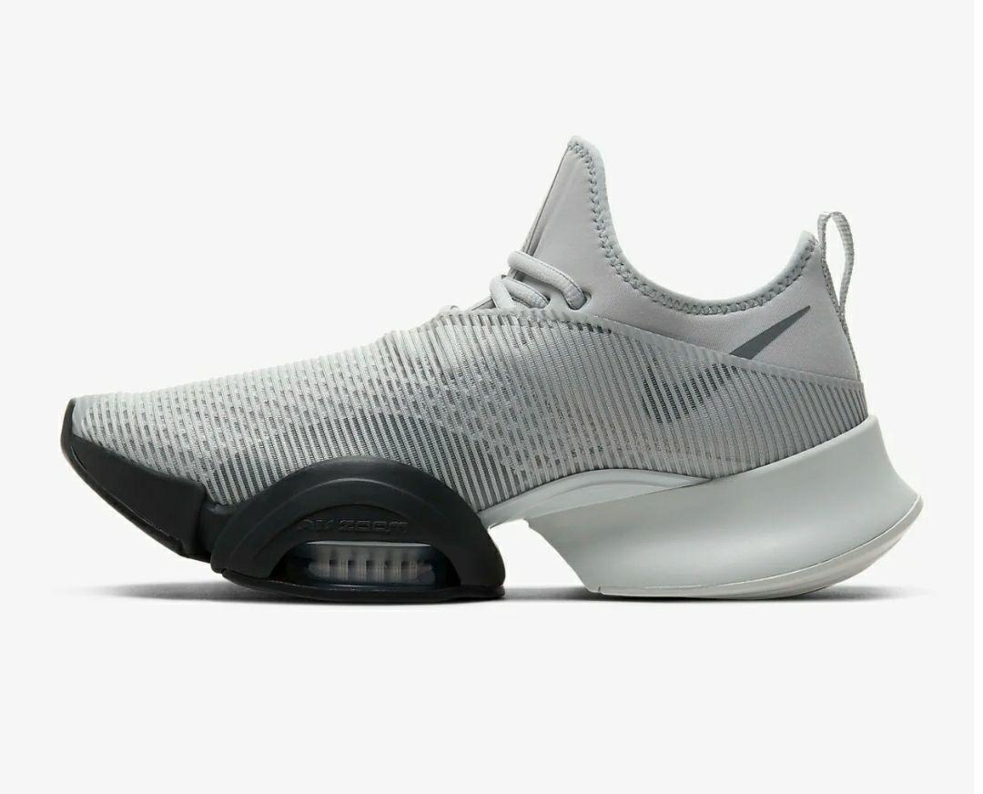 NikeAir Zoom SuperRep in Grau und Blau