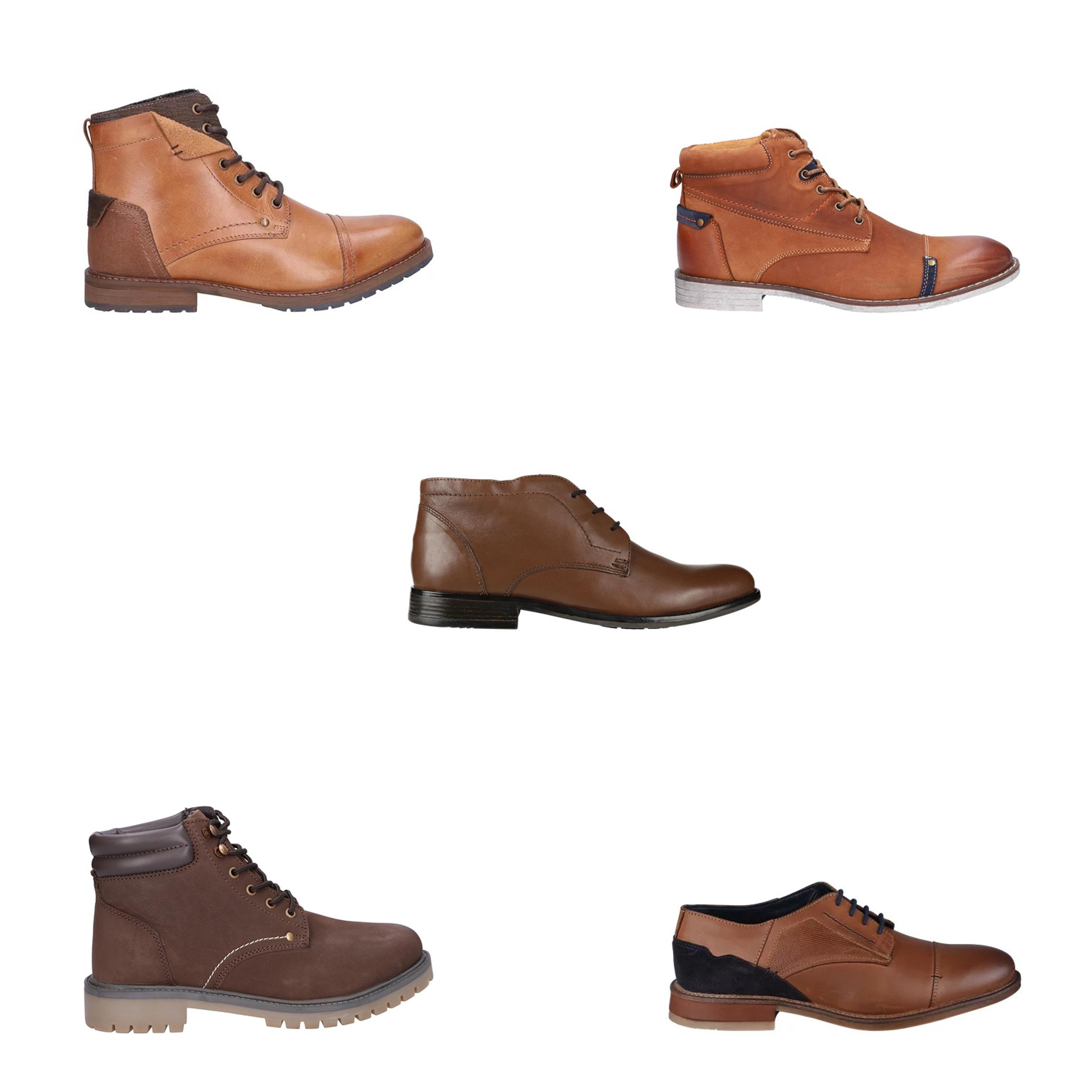 [BestSecret] SALE Cypres Schuhe, Stiefeletten, Boots STARK REDUZIERT Chrome 6 Schnürschuhe Anzugschuhe brraun beige