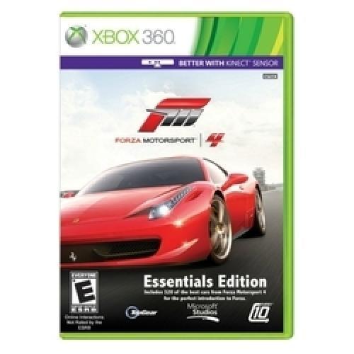 Xbox360 Forza Motorsport 4 Essentials Edition (Bundle Copy) für 9,99 € inkl. Versand (bei Vorkasse)