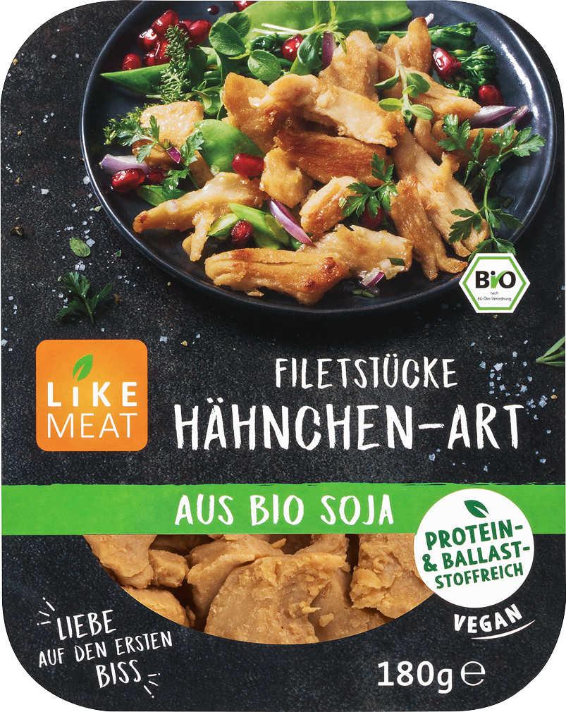 Likemeat veganer Fleischersatz bei Rewe, Kaufland & Edeka Nord ab 2,19 statt 2,59€